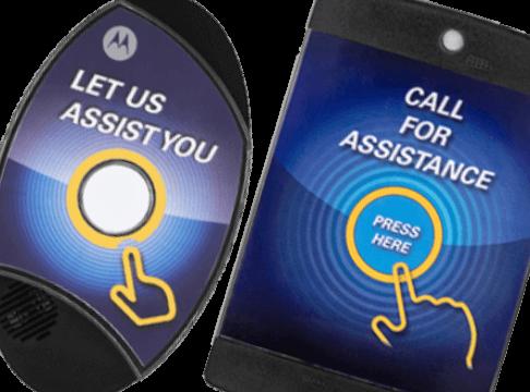 CB Series Radios help at Travel Center