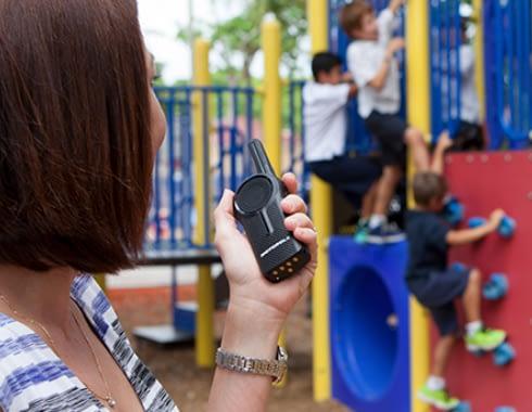 School-Motorola-Two-Way-Radios