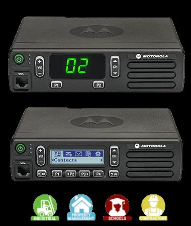 Motorola CM-Series-series-grouping