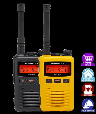 Motorola EVX-S24-Series-series-grouping