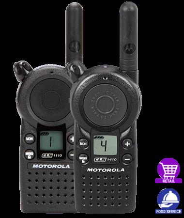 Motorola CLS-Series-series-grouping