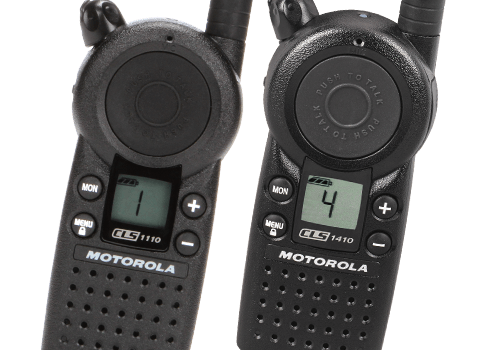 CLS Series Radios are perfect for Travel Centers