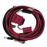 motorola HKN4137 (Mobile Power Cable 10 FT, 14 AWG, 15A)