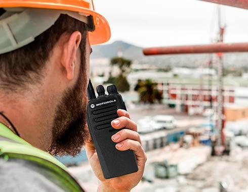 General-Contractors-Motorola-Two-Way-Radios